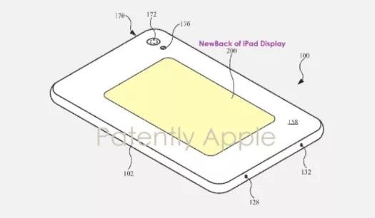 Patent iPhone z dwoma ekranami