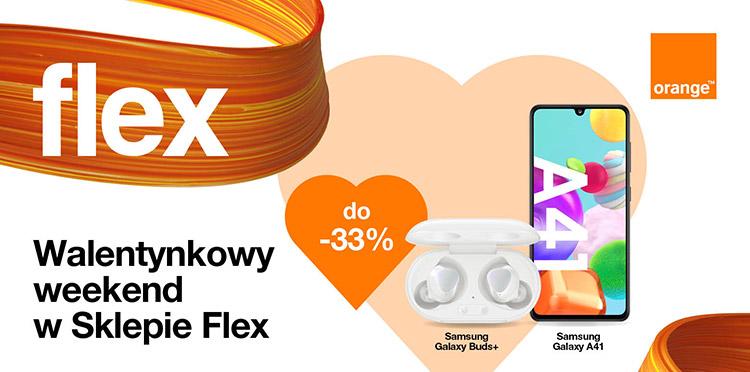 promocja Orange Flex Walentynki 2021