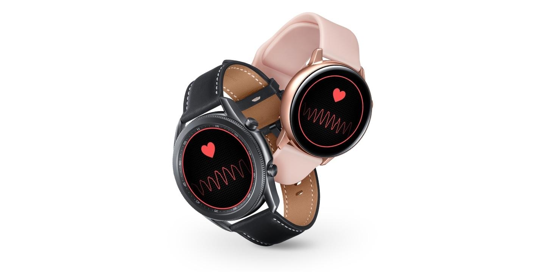 promocja Samsung Galaxy Watch 3 Galaxy Watch Active w prezencie