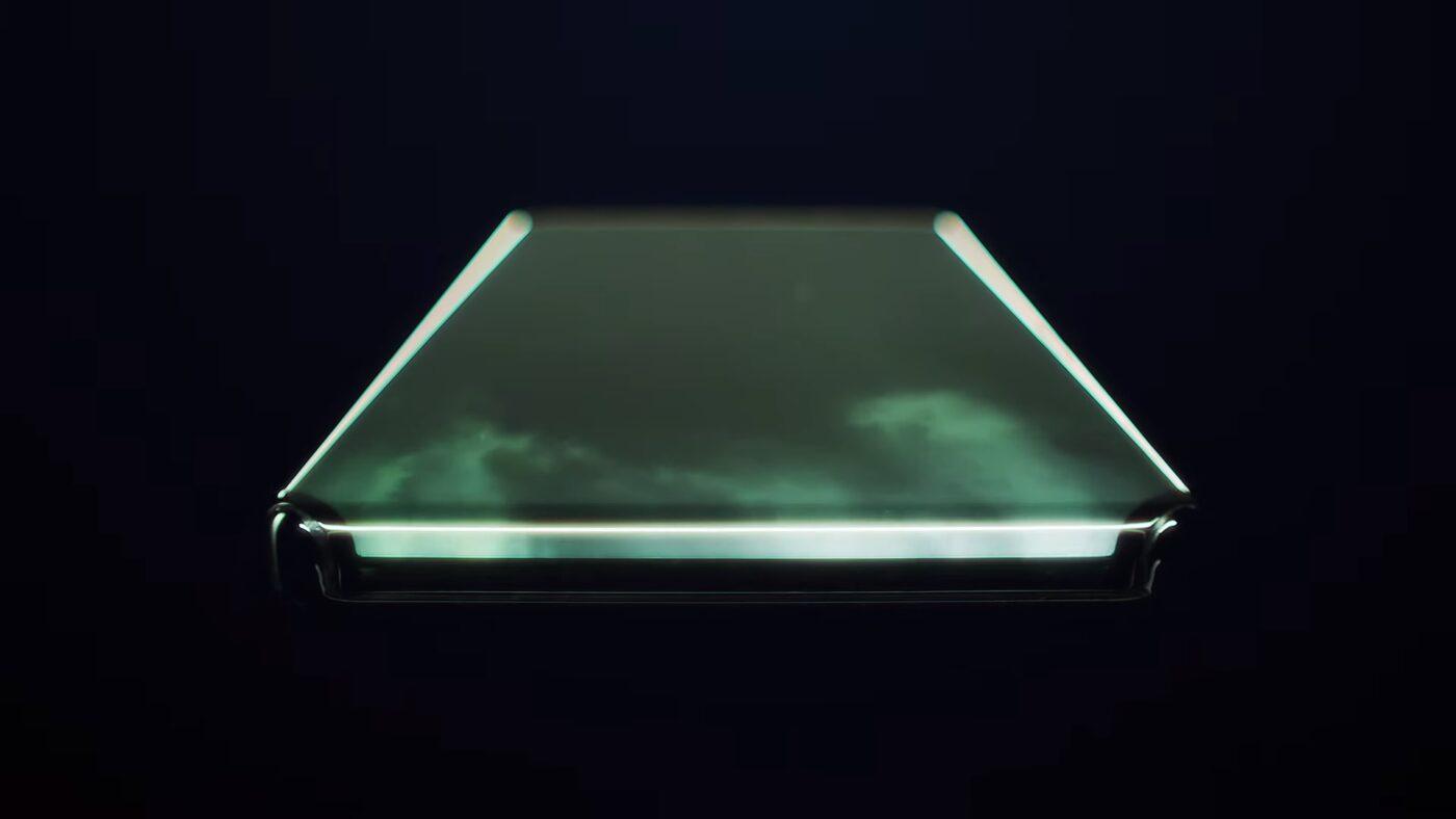 Xiaomi concept phone waterfall display