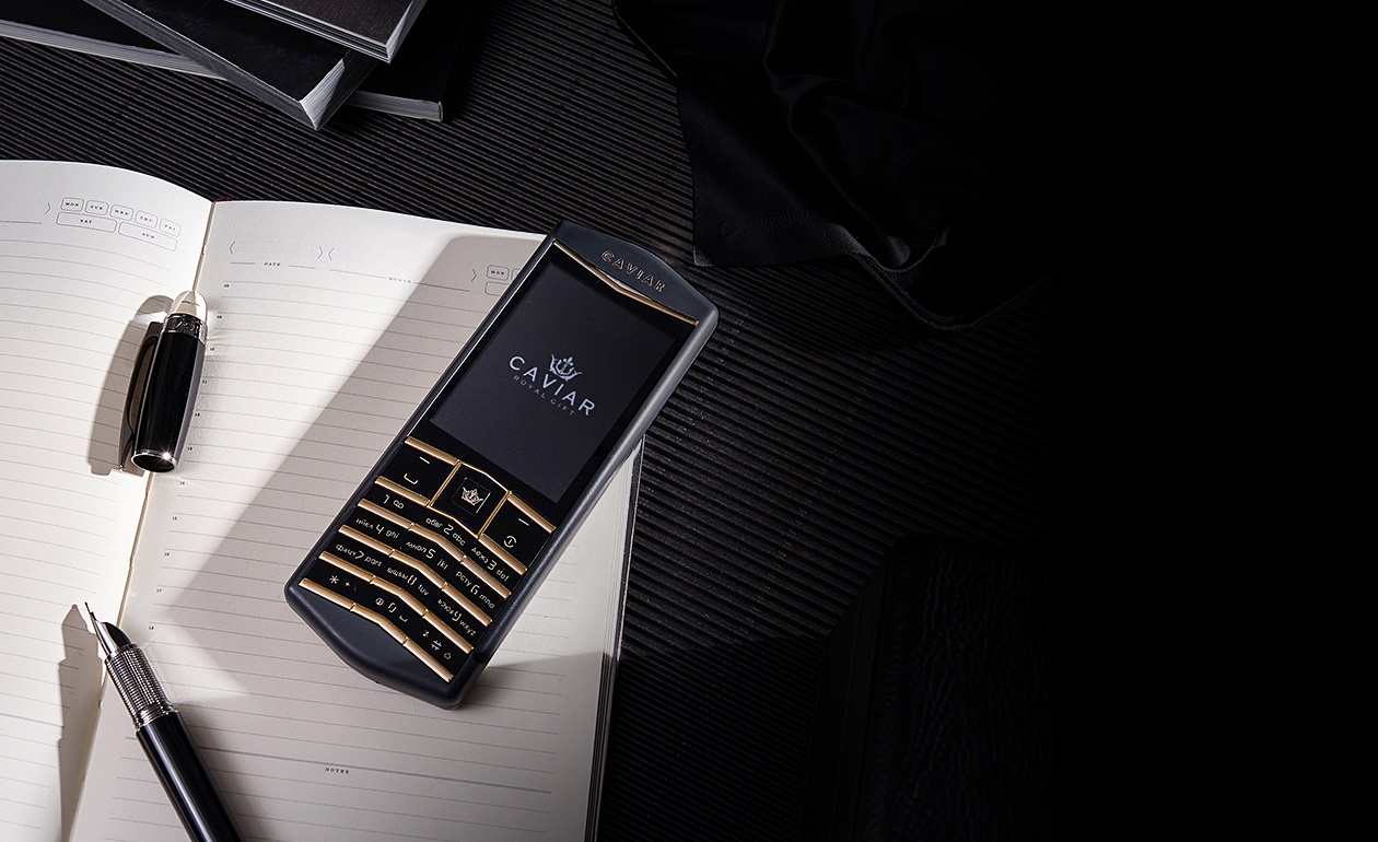 telefon z Androidem Caviar Origin