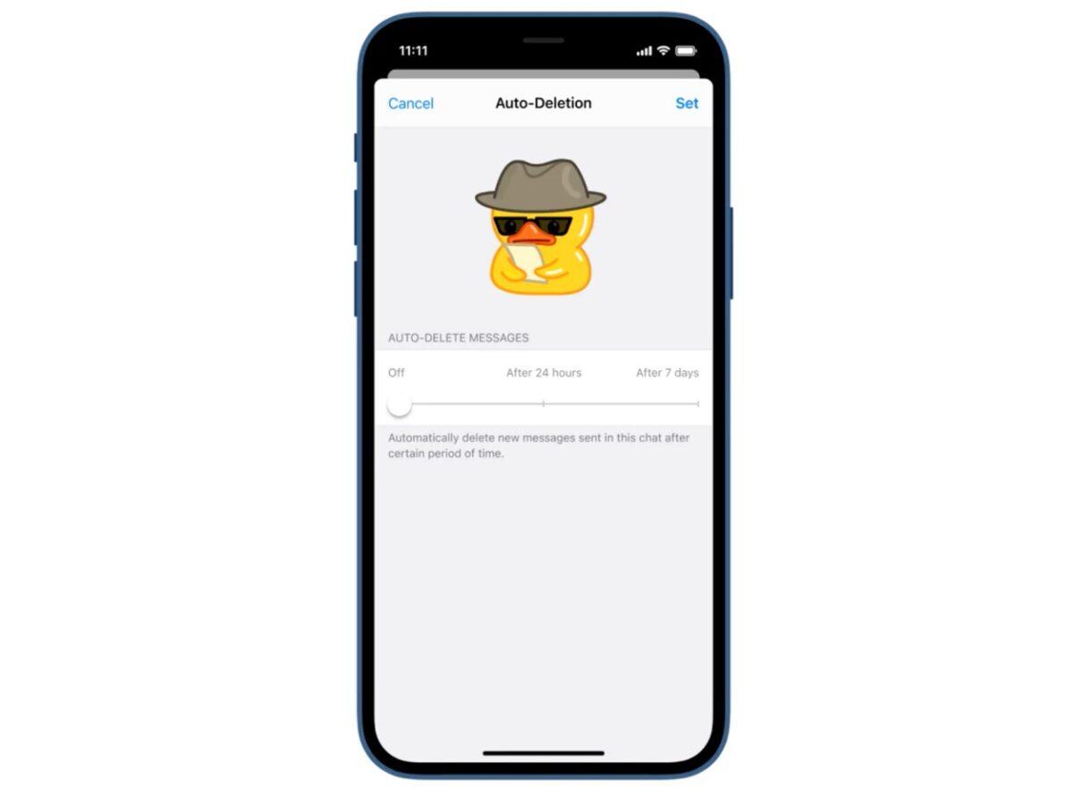Telegram – aktualizacja
