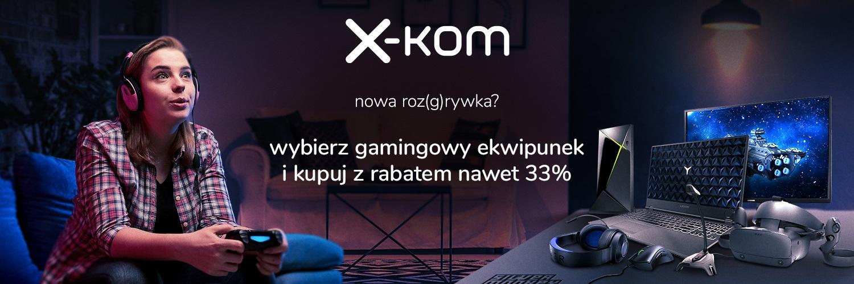 x-kom promocja tydzień gamingu