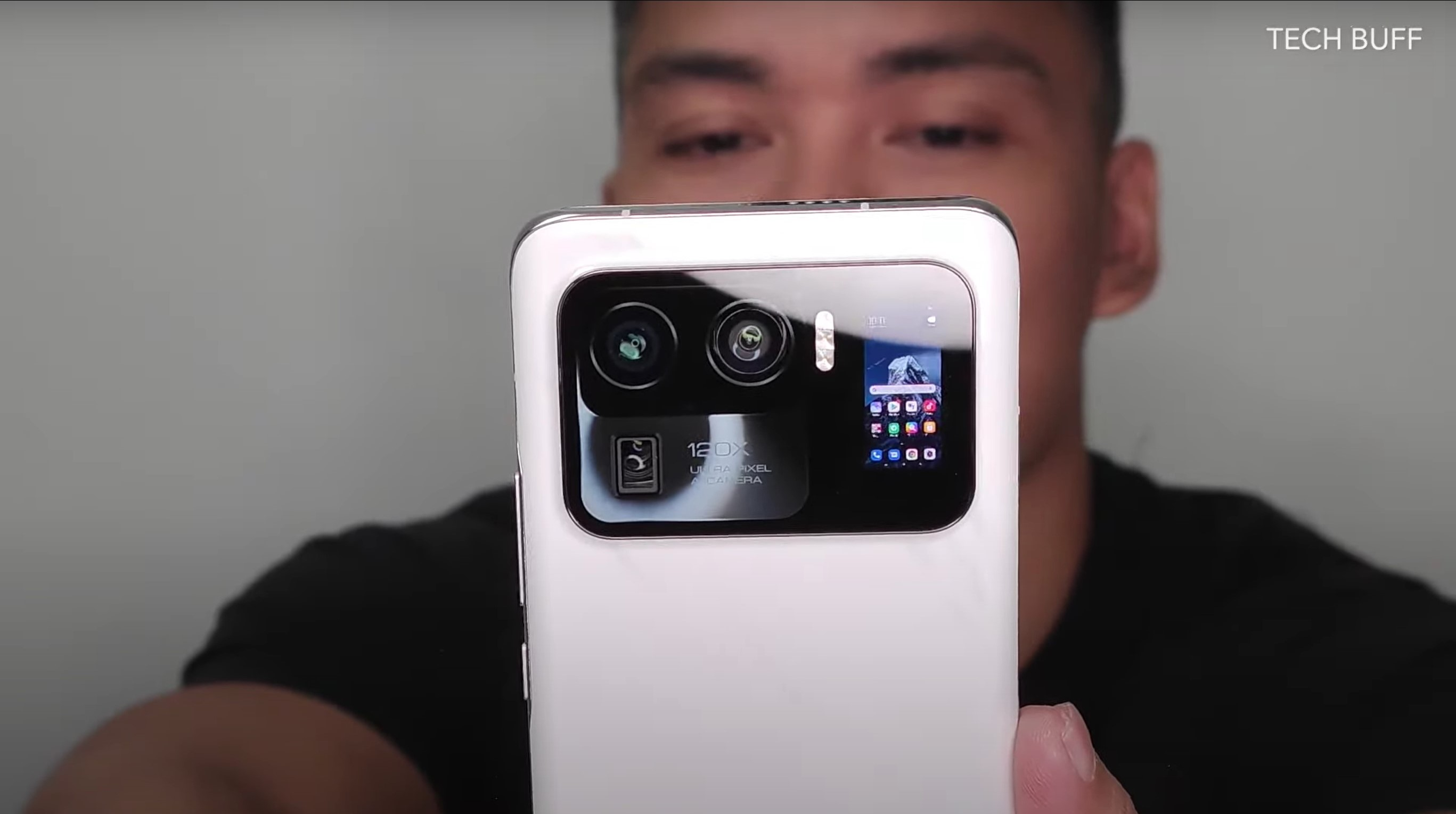 smartfon Xiaomi Mi 11 Ultra smartphone
