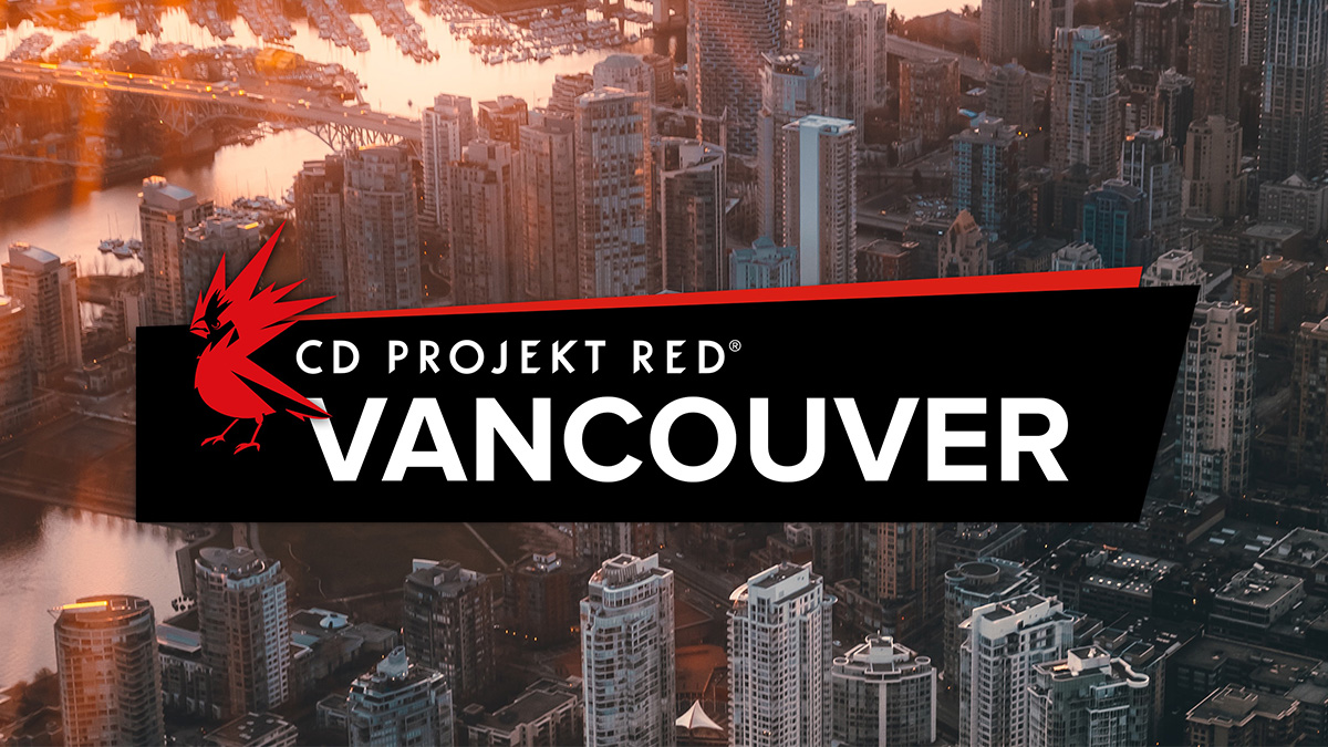 CD PROJEKT RED Vancouver Digital Scapes
