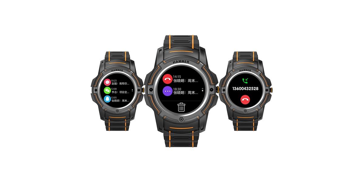 HAMMER Watch smartwatch