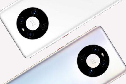 smartfon huawei mate 40e