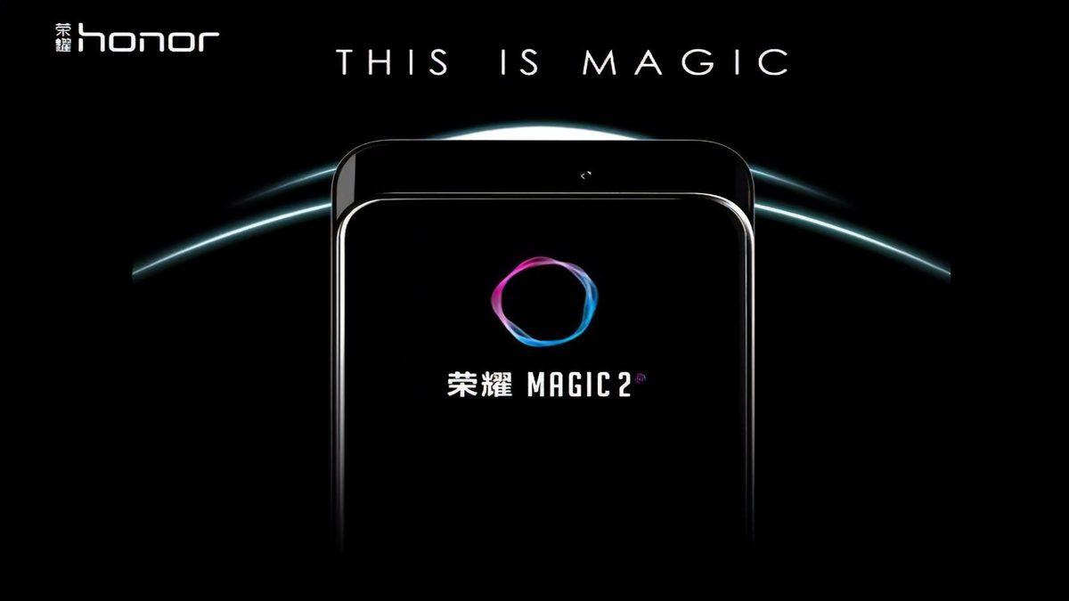 Honor Magic 2 smartfon