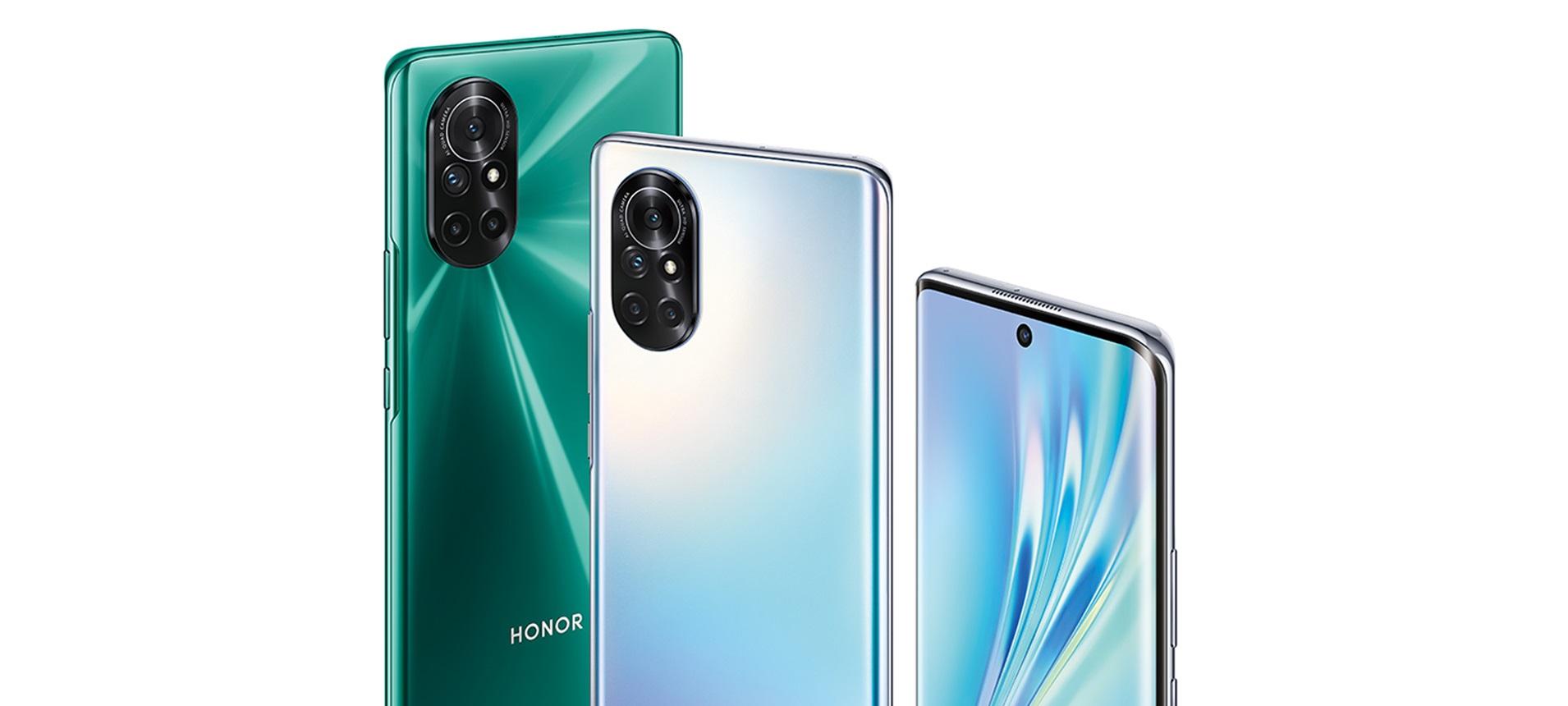 smartfon Honor V40 Lite 5G smartphone