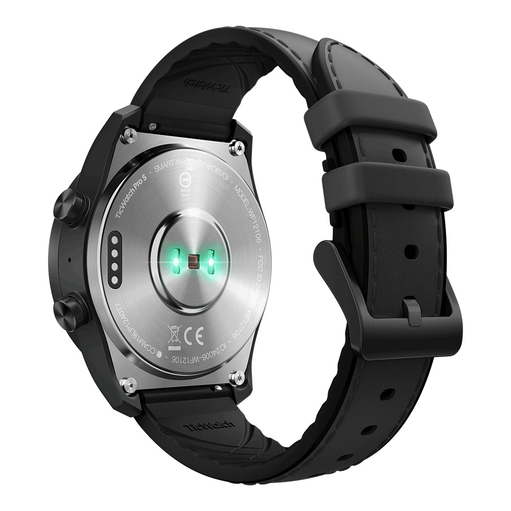 Mobvoi TicWatch Pro S smartwatch Wear OS