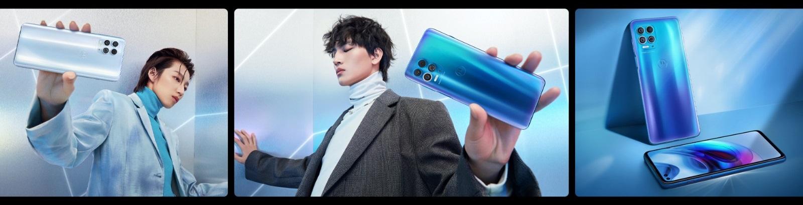 smartfon Motorola Moto G100 5G smartphone