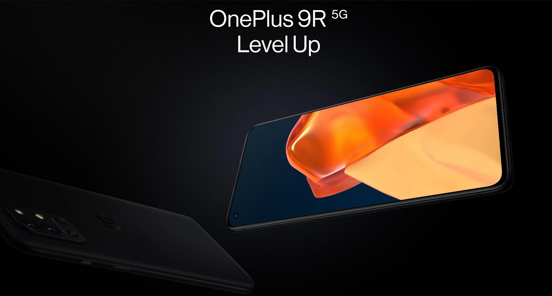 smartfon OnePlus 9R 5G smartphone