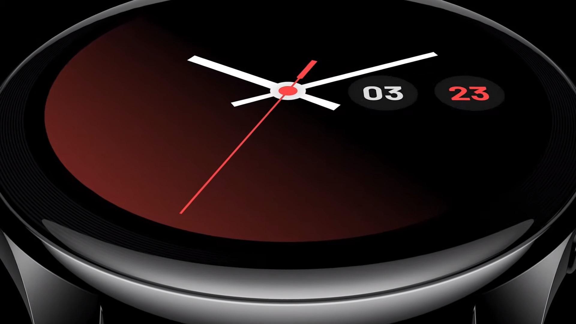 OnePlus Watch smartwatch