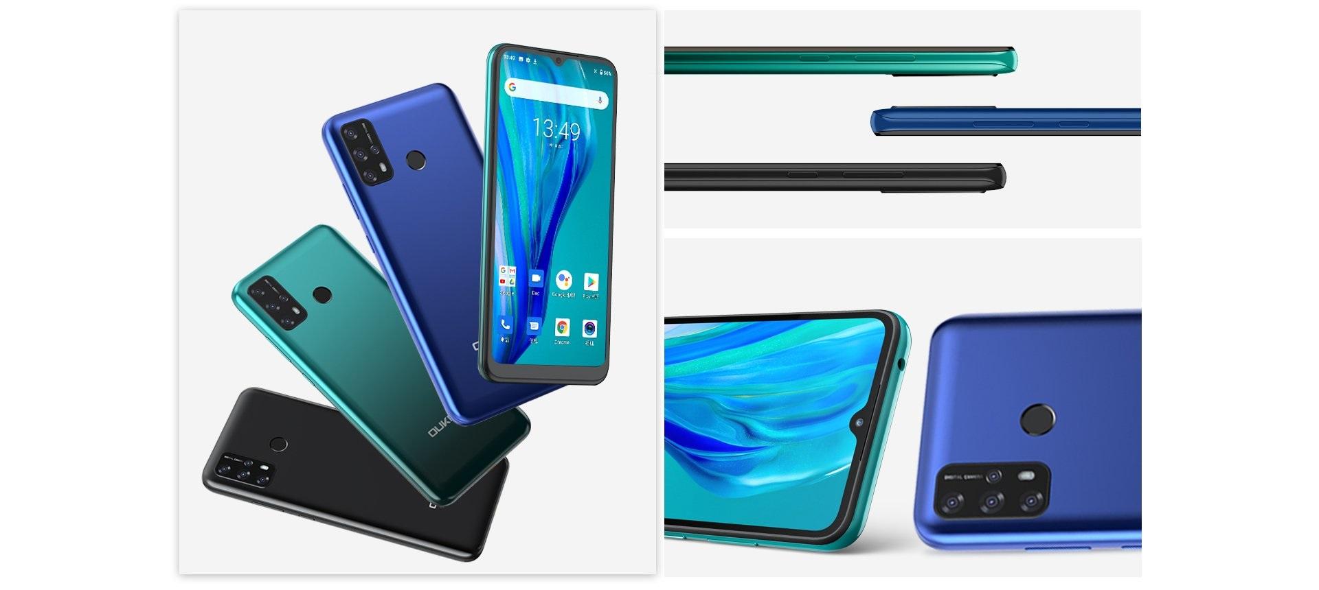 smartfon Oukitel C23 Pro smartphone