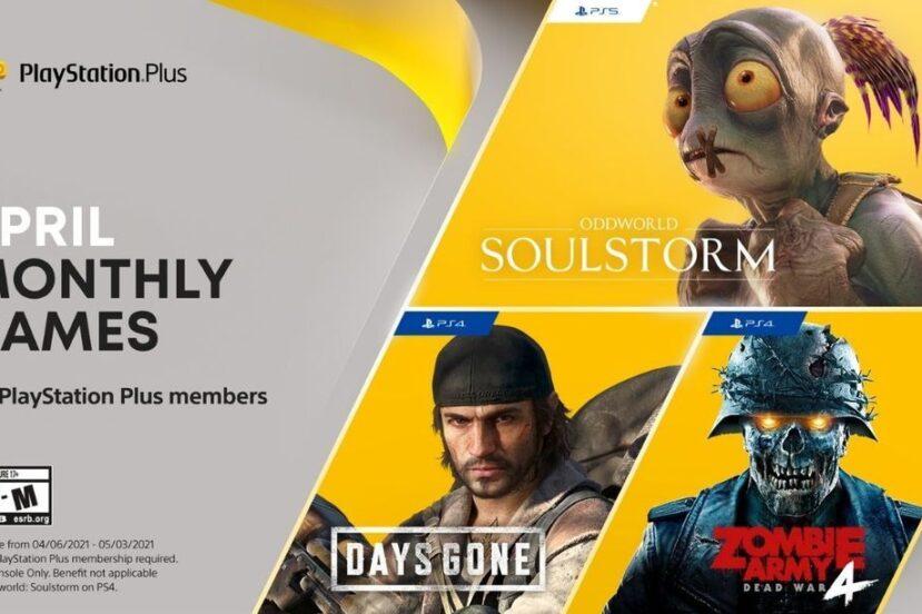 Oferta PlayStation Plus na kwiecień 2021