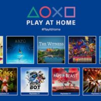 Play at Home PlayStation 4 PlayStation 5 Sony PS4 PS5 za darmo free