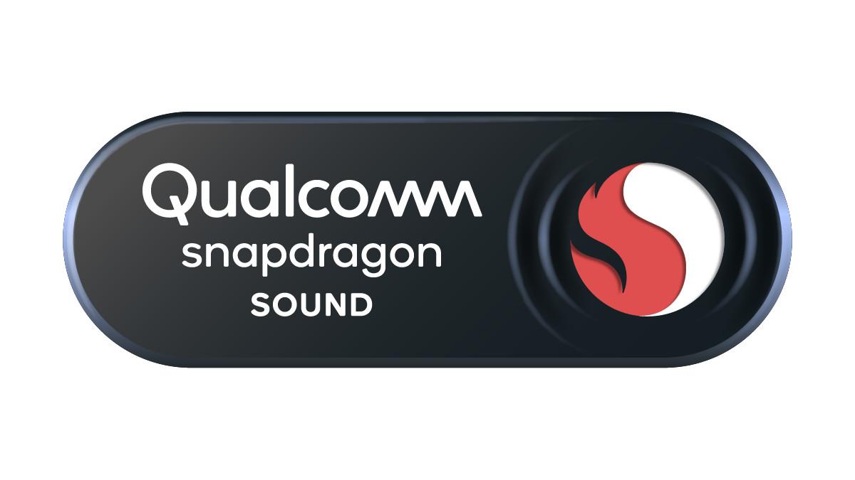 Logo Qualcomm Snapdragon Sound, którym będą sygnowane kompatybilne urządzenia (źródło: Android Authority)