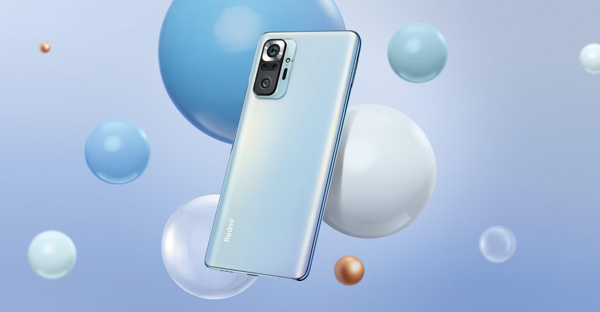 smartfon Redmi Note 10 Pro smartphone