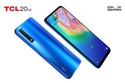 smartfon TCL 20 5G smartphone