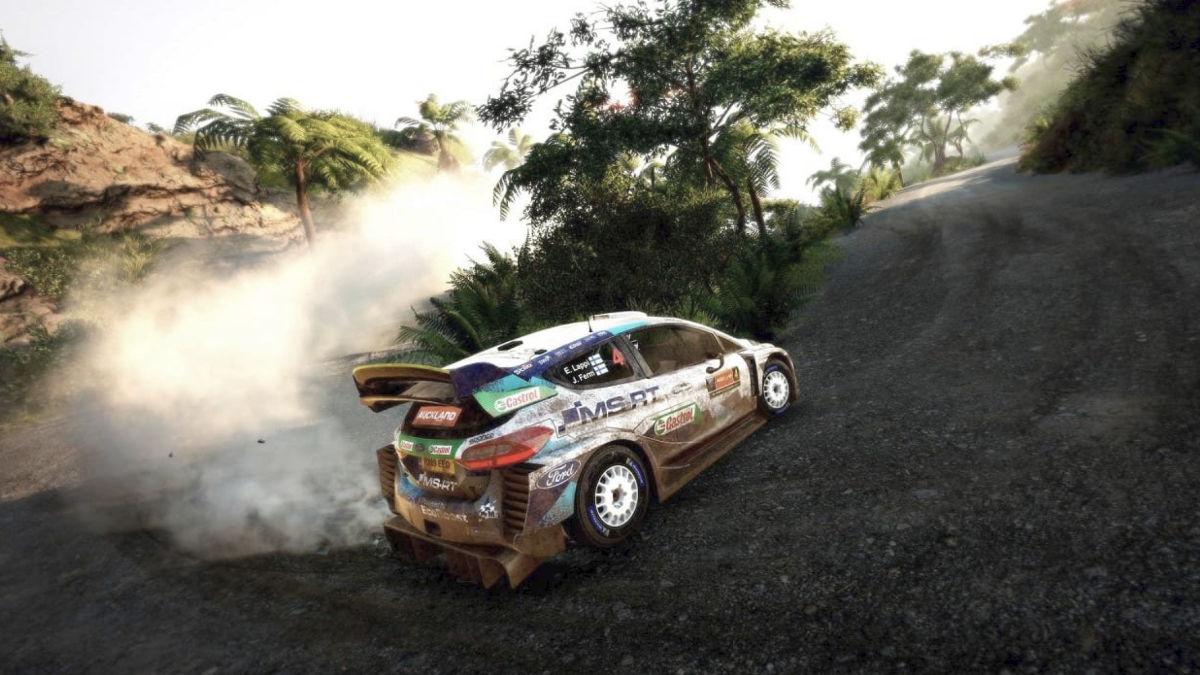 Efektowne WRC 9 już w przyszłym tygodniu pojawi się na Nintendo Switch