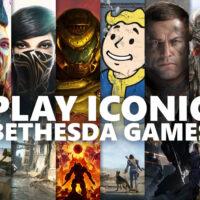 Xbox Game Pass Bethesda