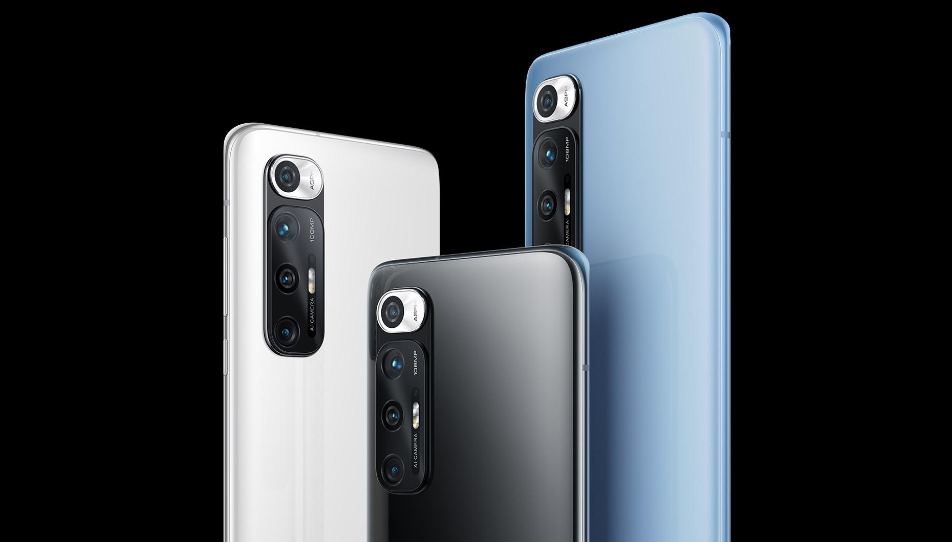 smartfon Xiaomi Mi 10S 5G smartphone