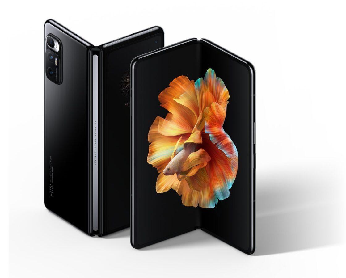 składany smartfon Xiaomi Mi MIX Fold foldable smartphone