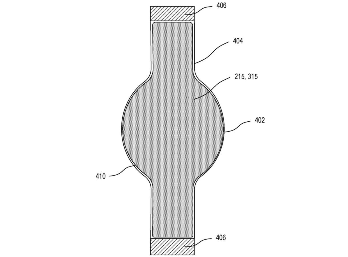 Apple Watch – patent