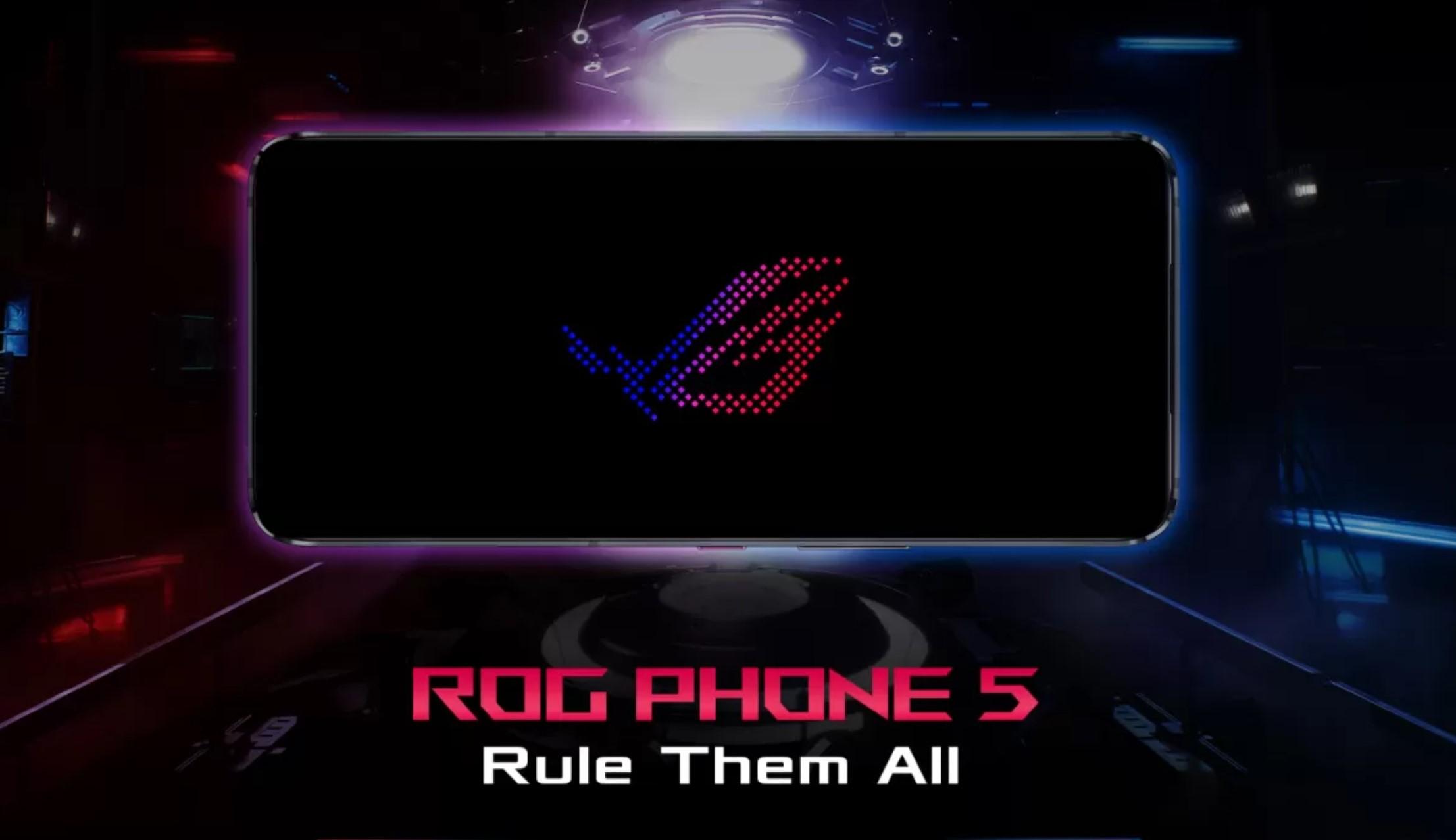 Gamingowy smartfon Asus ROG Phone 5 pokaże swoją moc 10 marca. Premiera odbędzie się online