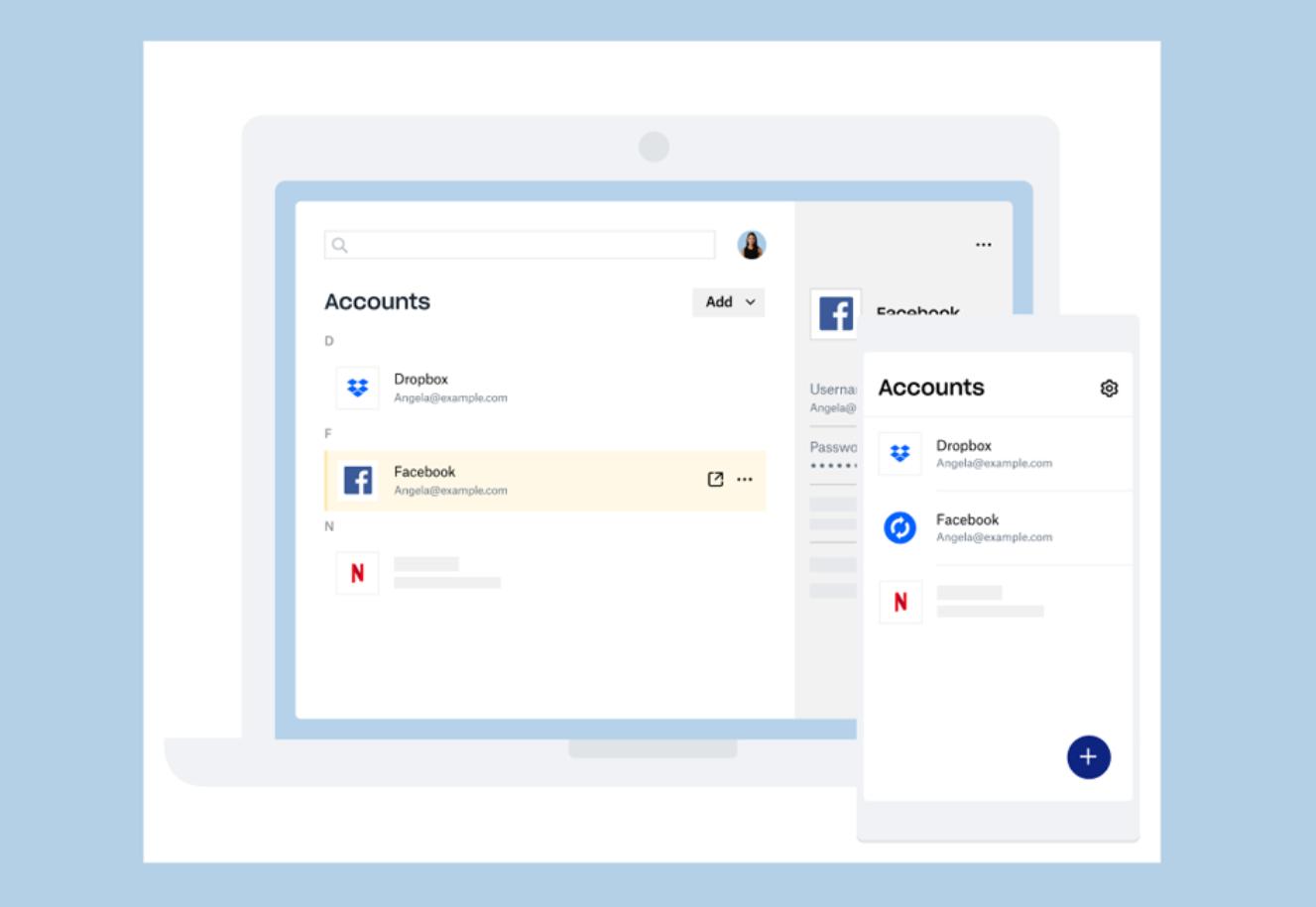 Usługa Dropbox Passwords za darmo dla wszystkich od kwietnia 2021