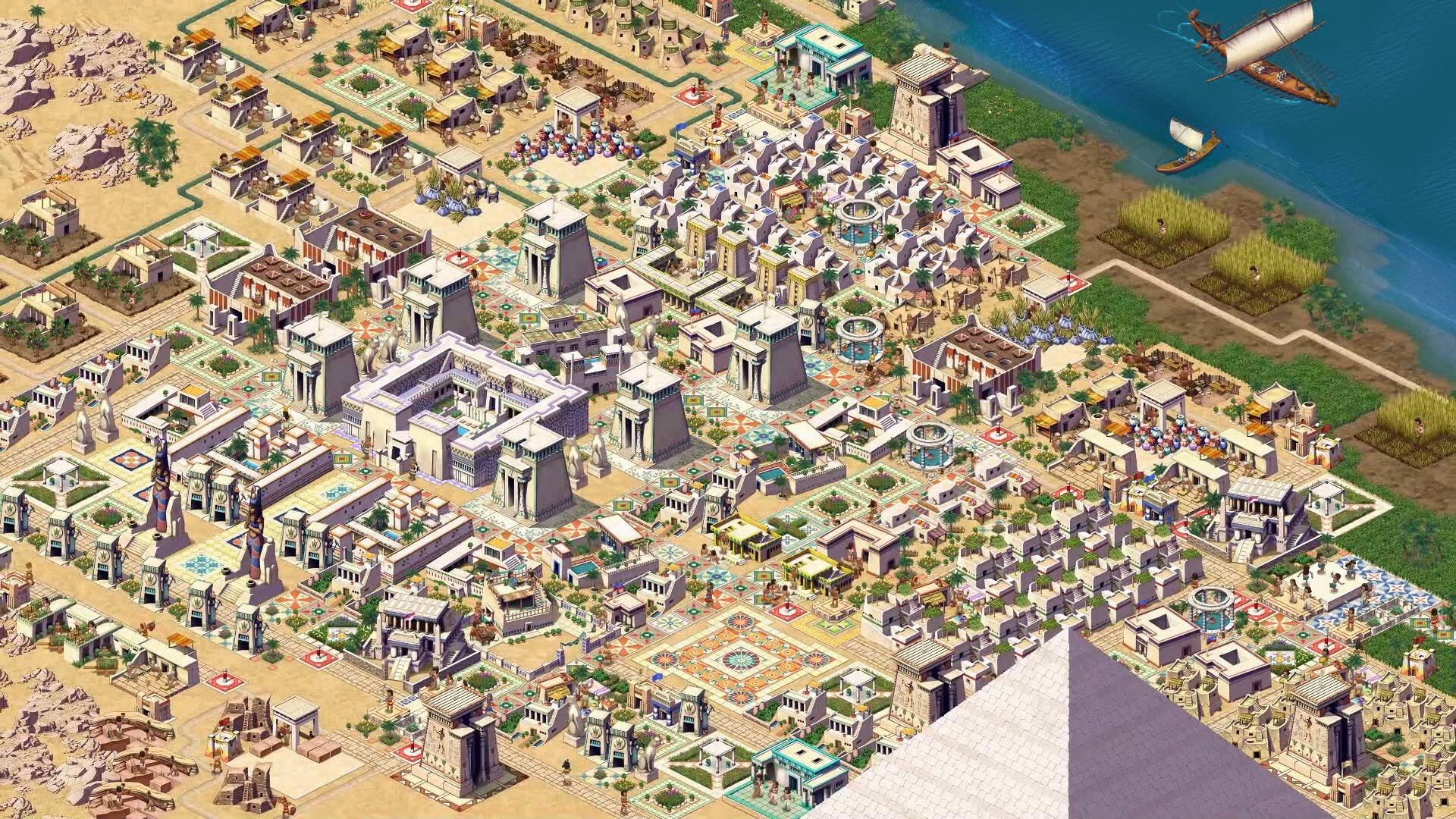 Faraon powraca! Pharaoh: A New Era  zmierza na PC i będzie dostępny na platformie GOG.com