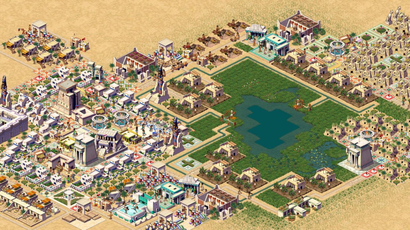 Faraon Pharaoh: A New Era zmierza na PC