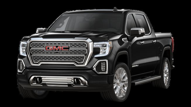 GMC Sierra napędzany silnikiem General Motors (źródło: GMC)