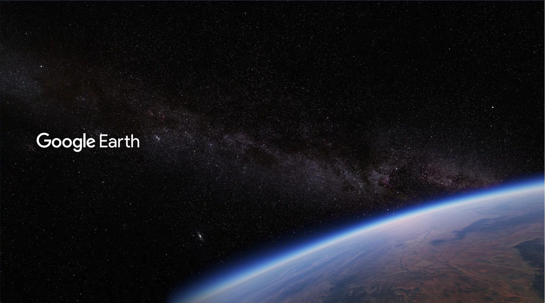 Google Earth (źródło: Google)