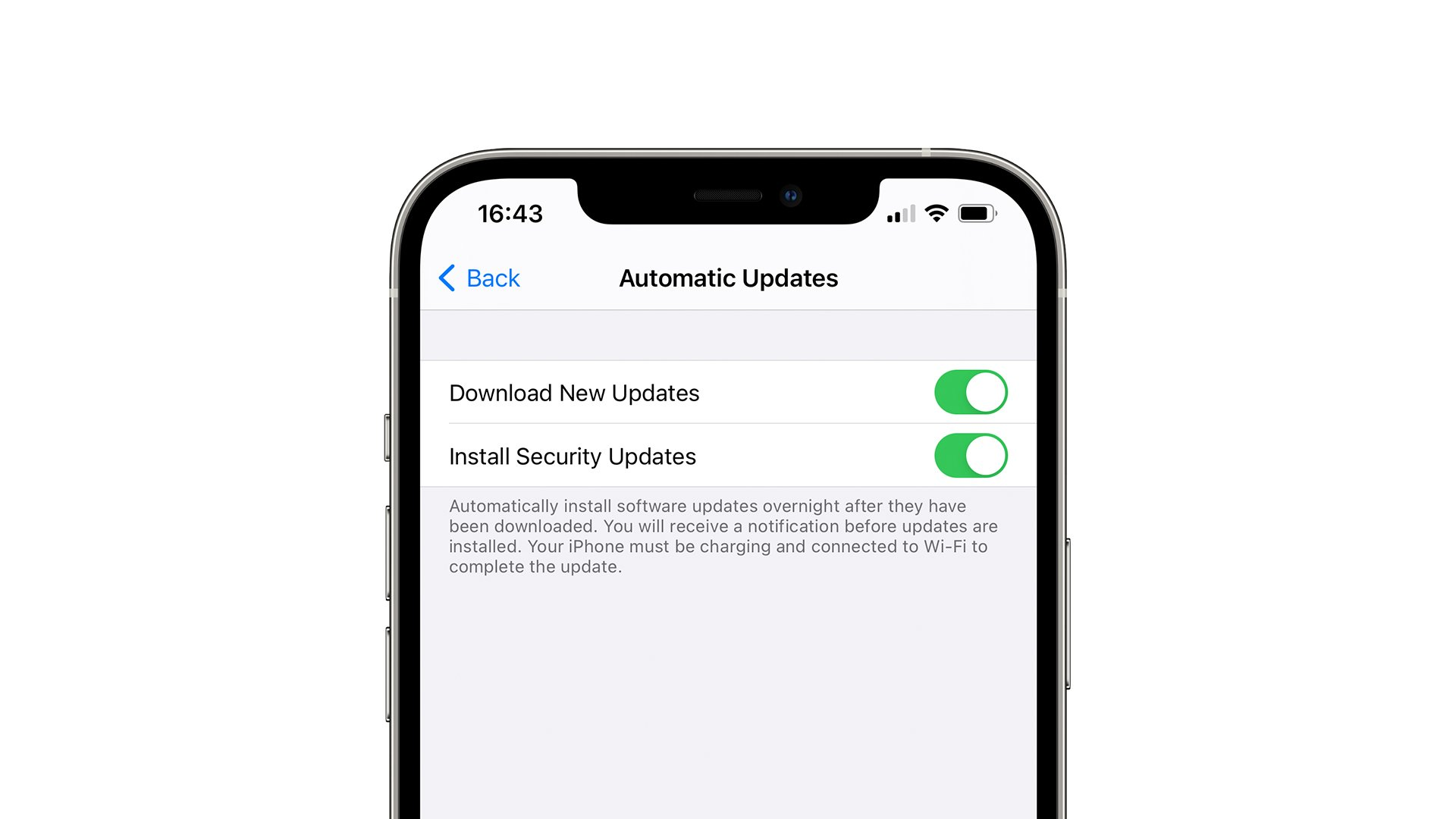 Beta 14.5 iOS - samodzielne poprawki bezpieczeństwa - Update/Akutalizacja (fot. 9to5Mac)