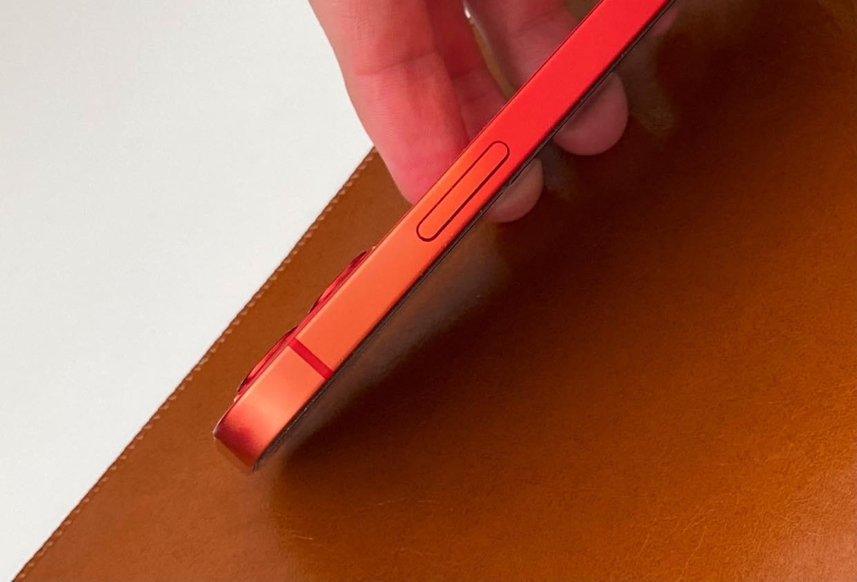 iPhone 12 – utrata koloru