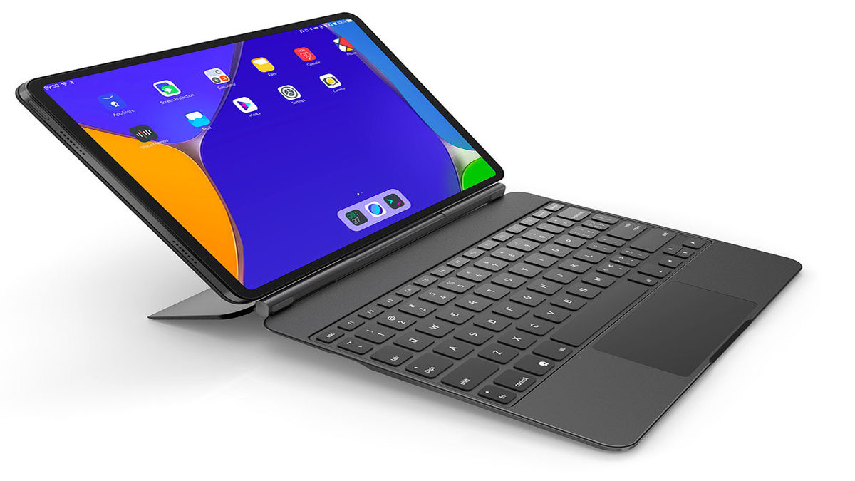 JingPad A1 tablet Linux JingOS