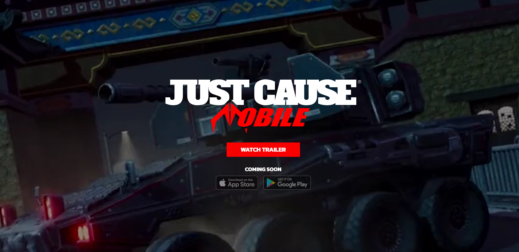 Just Cause: Mobile - fot. Square Enix