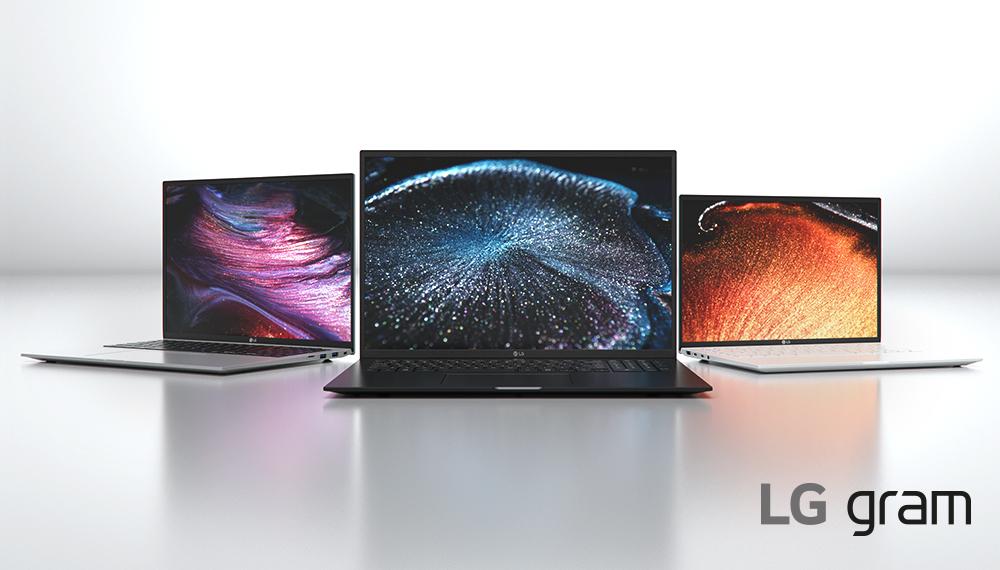 LG Gram 2021 laptop