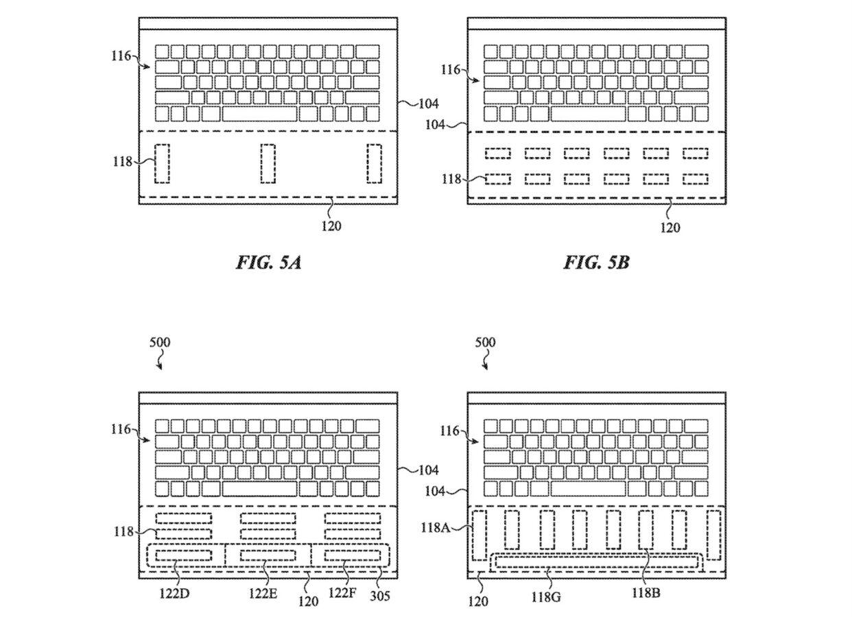 MacBook patent