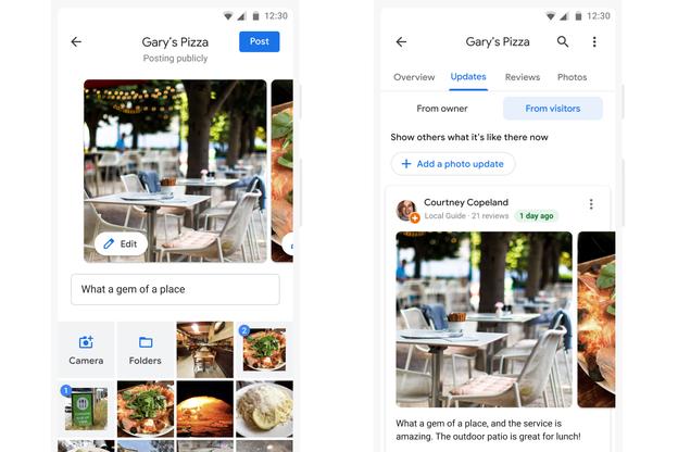 Mapy Google zdjęcia