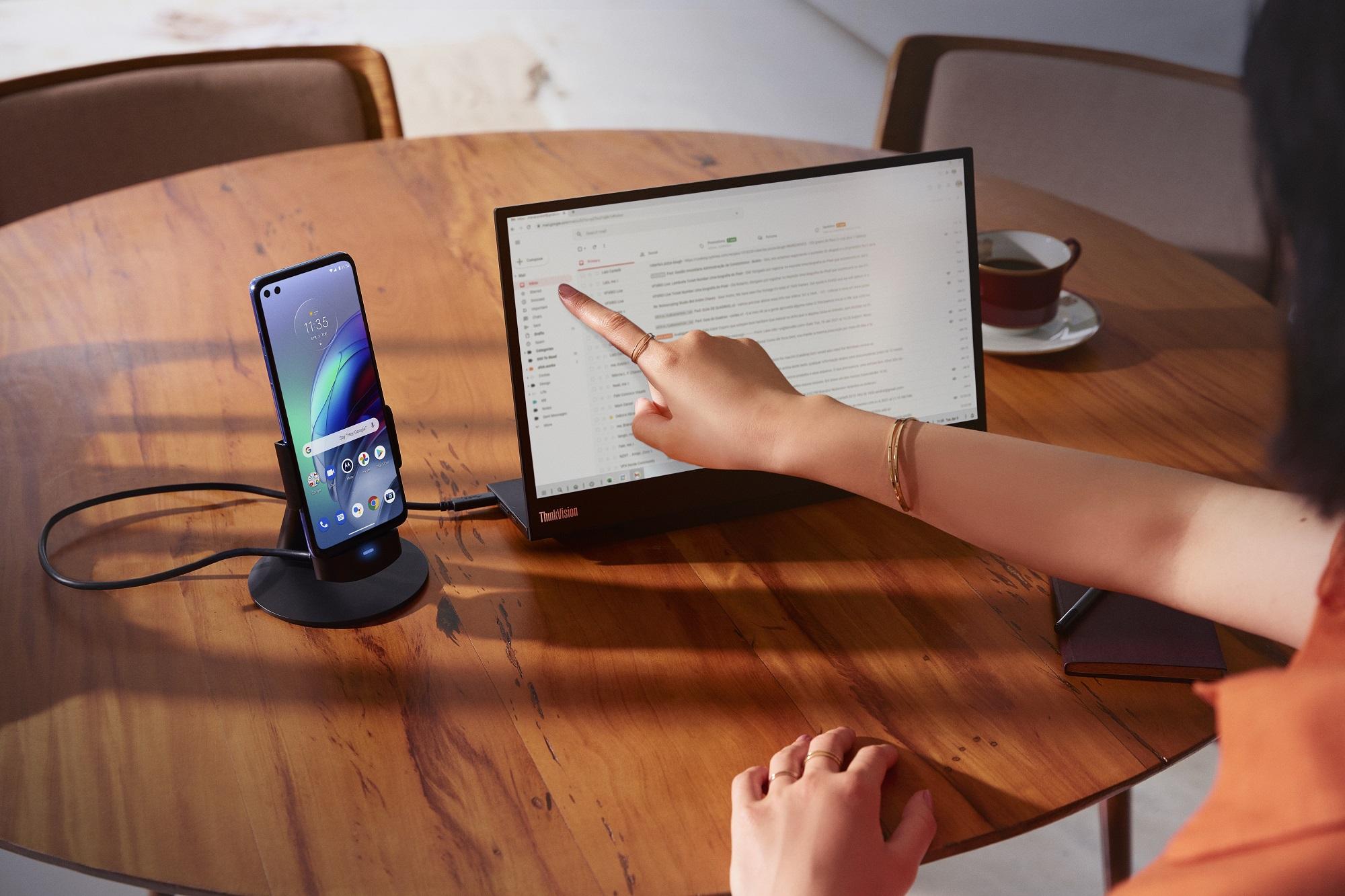 Motorola Moto G100 - Ready For