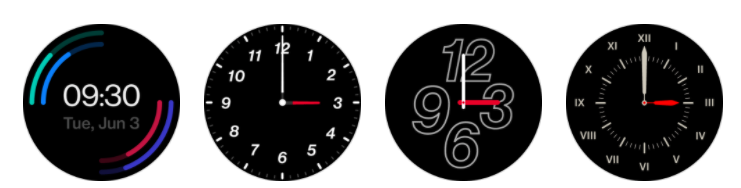 Smartwatch od OnePlus będzie posiadał okrągłą tarczę.
