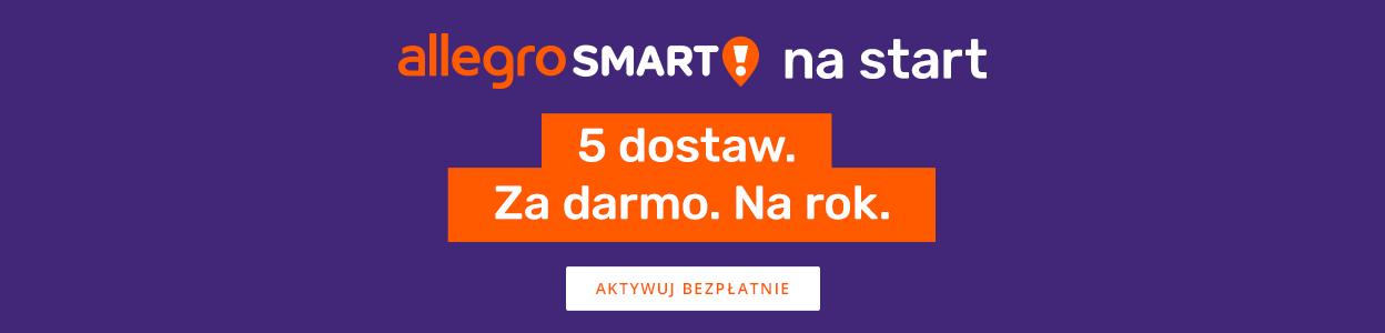 Promocja Allegro Smart Na Start Da Ci 5 Dostaw Za Darmo