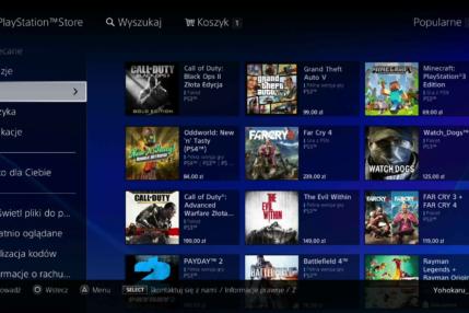 Tak wygląda PlayStation Network na PS3