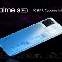 smartfon realme 8 Pro smartphone