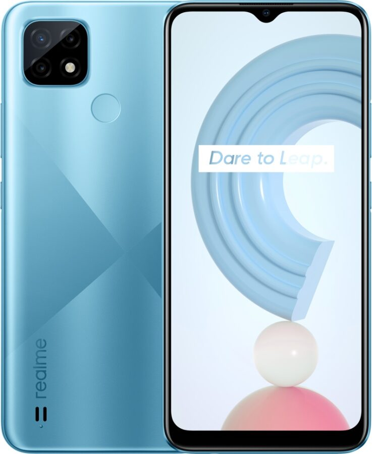 smartfon realme C21 smartphone