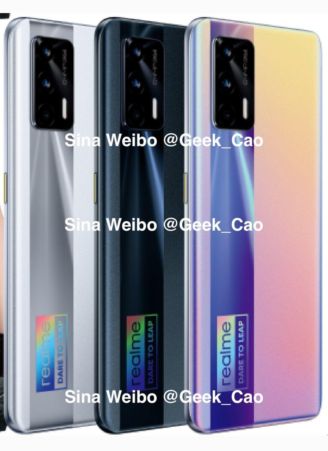 smartfon realme GT Neo 5G smartphone