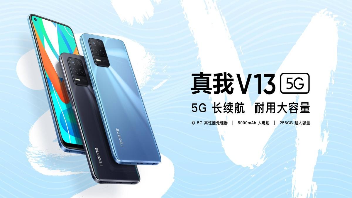 smartfon realme V13 5G smartphone