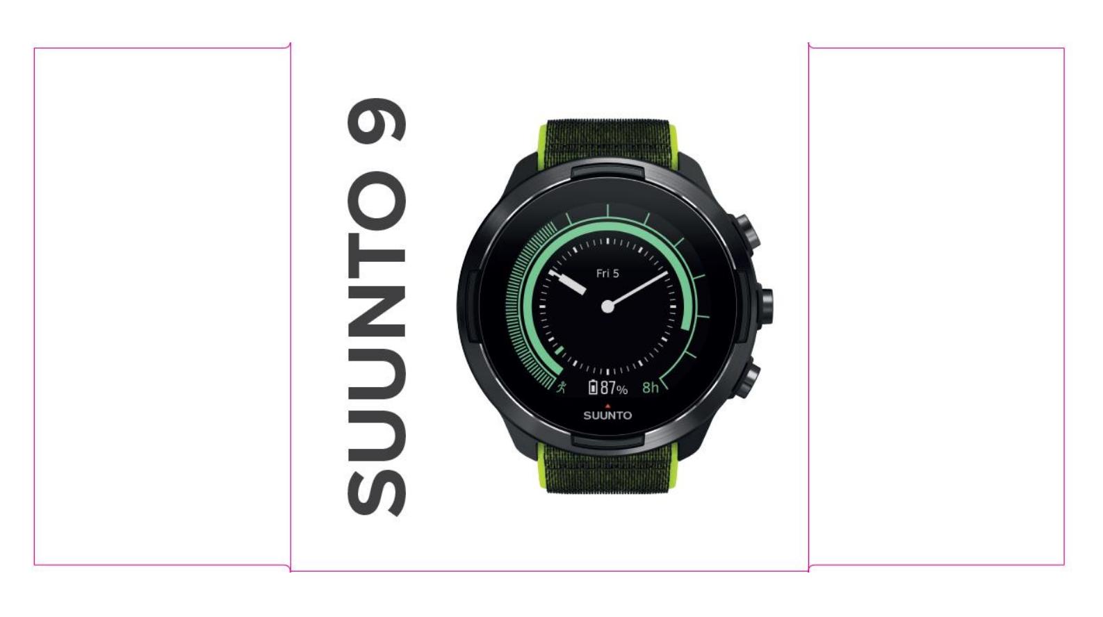 Nowy smartwatch Suunto 9 Peak w drodze. Coś już o nim wiemy